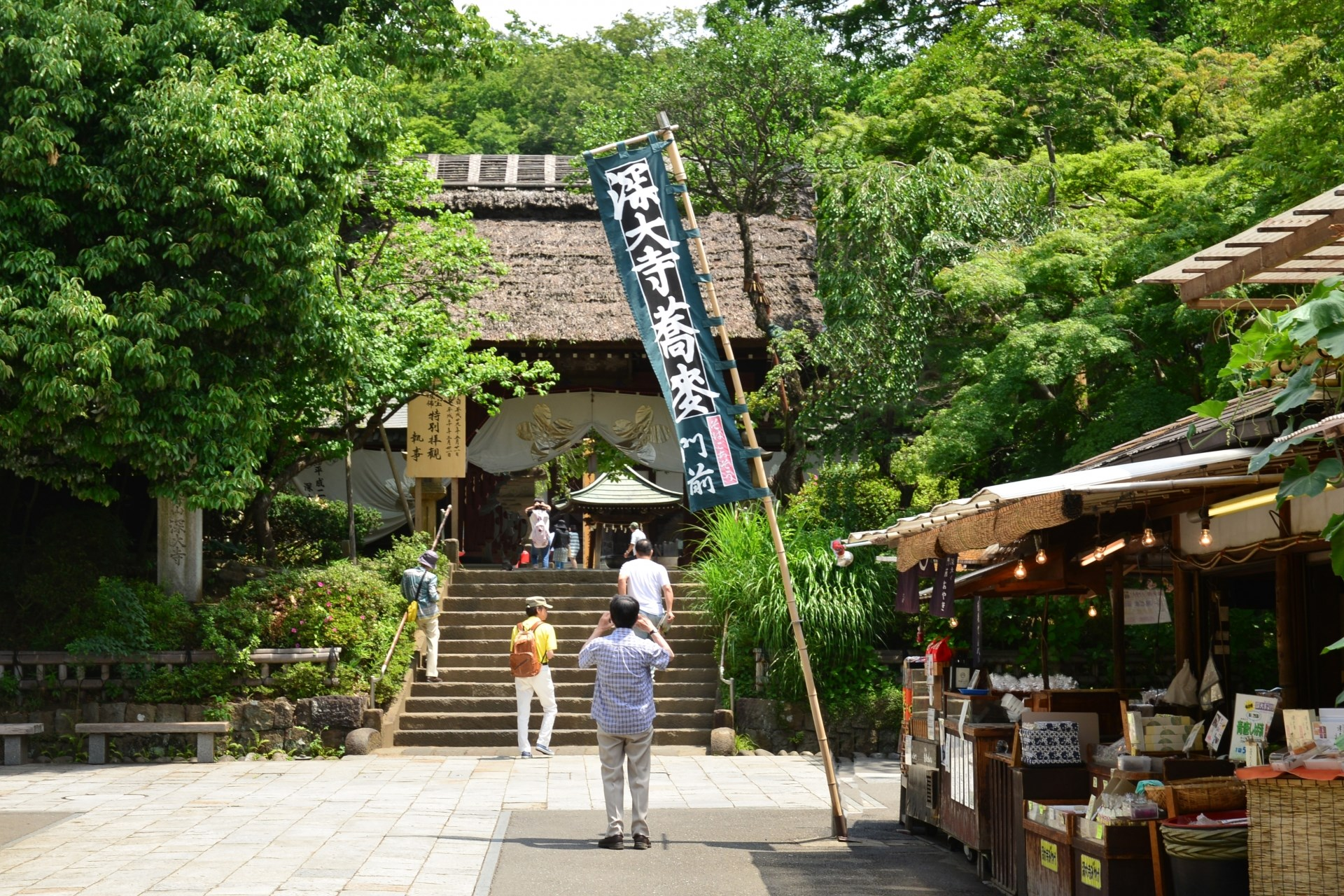 西東京エリアの初詣スポット